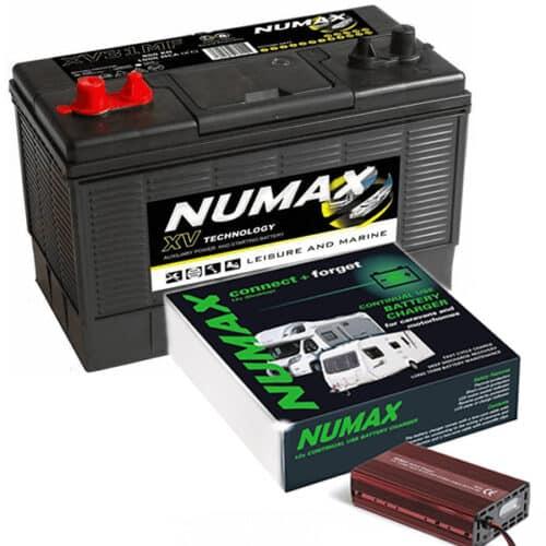 numax xv31 plus charger image