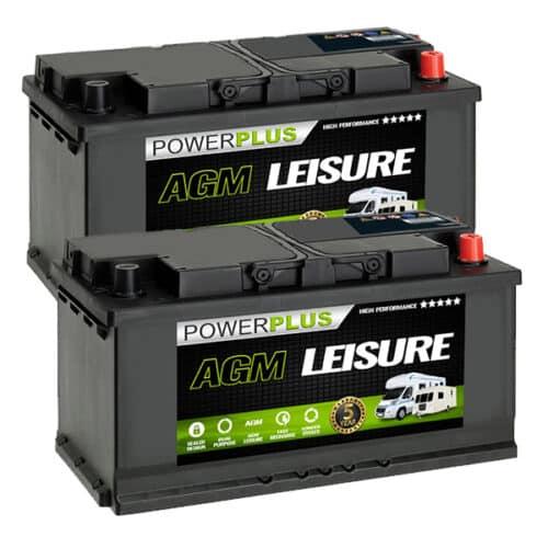 pair of lpx110 batteries image