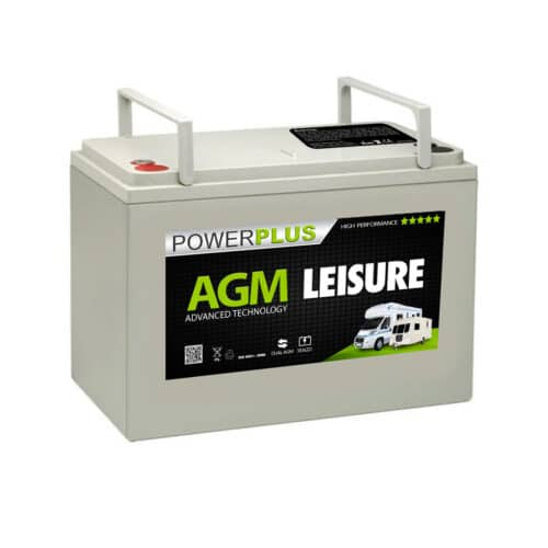 AGM 100 leisure battery image new