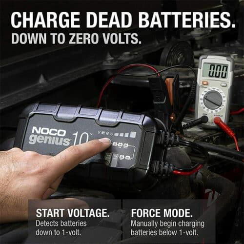 Noco Genius 10 recharge image