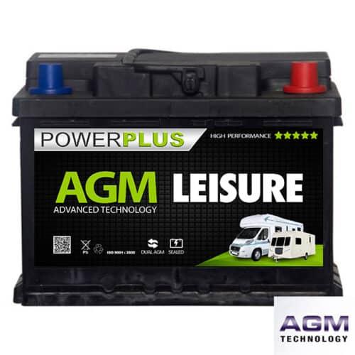 AGM LP70 leisure battery image
