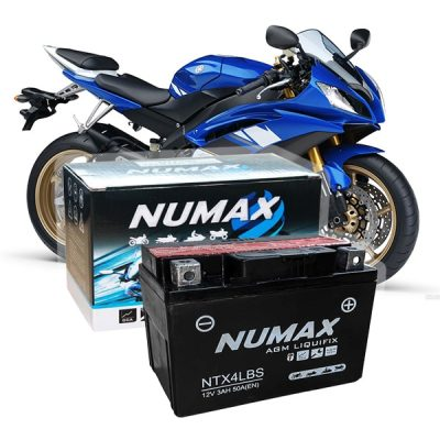 Numax Motorcycle Batteries Cover Image