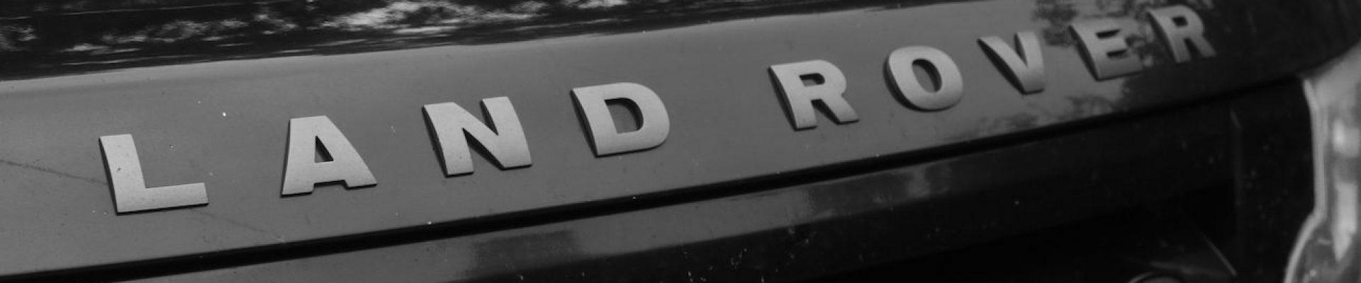 Land Rover banner 2