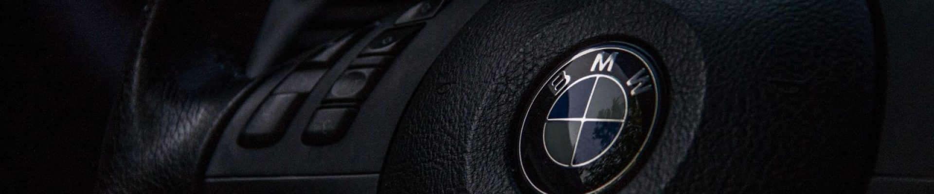 BMW car battery banner 1